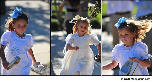 3 Girls Running