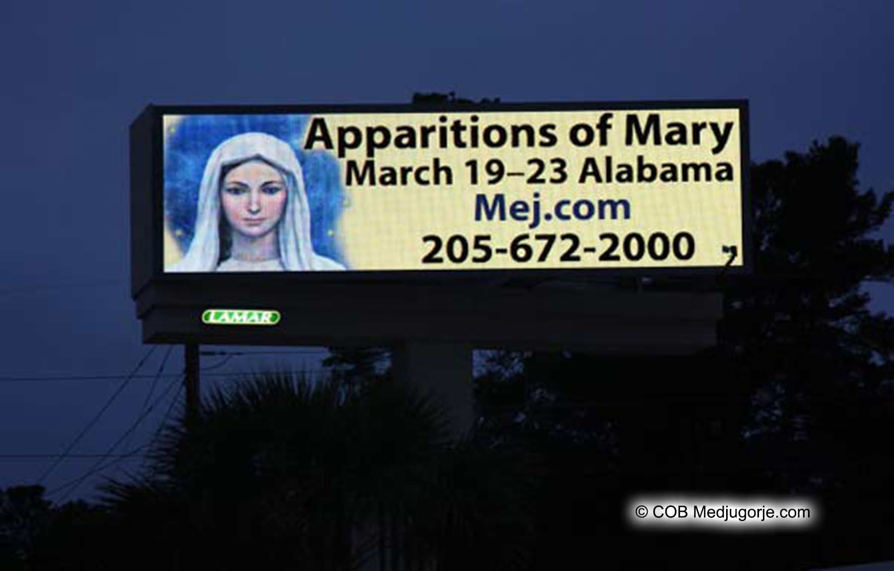 this is my time billboard