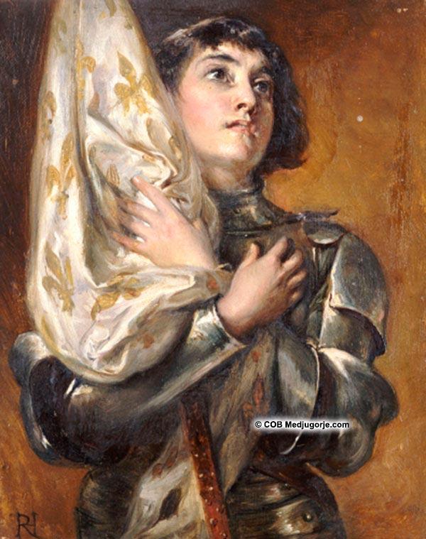 St. Joan of Arc 600th Birthday