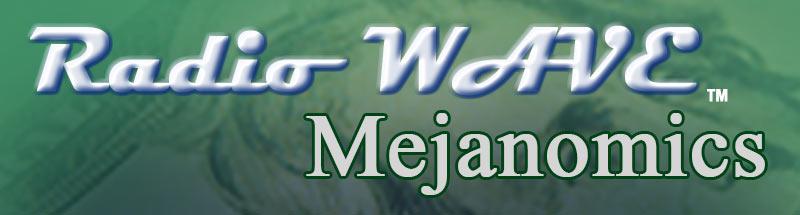 Radio Wave Mejanomics